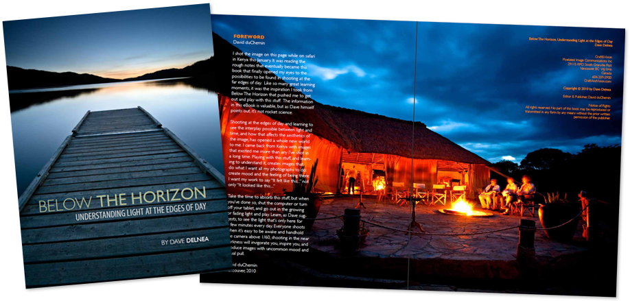 Photography ebook from Craft and Vision by Dave Delnea