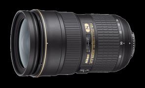 Nikkor AF-S 24-70mm f/2.8G ED AF wide zoom lens Nikon mount