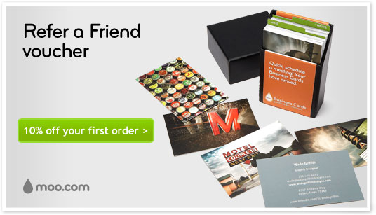 Moo Business Card Coupon Code