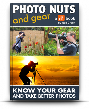 Photo Nuts and Gear ebook review by Neil Creek and Digital Photography School