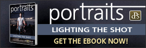 Portraits Lighting The Shot eBook by Gina Milicia