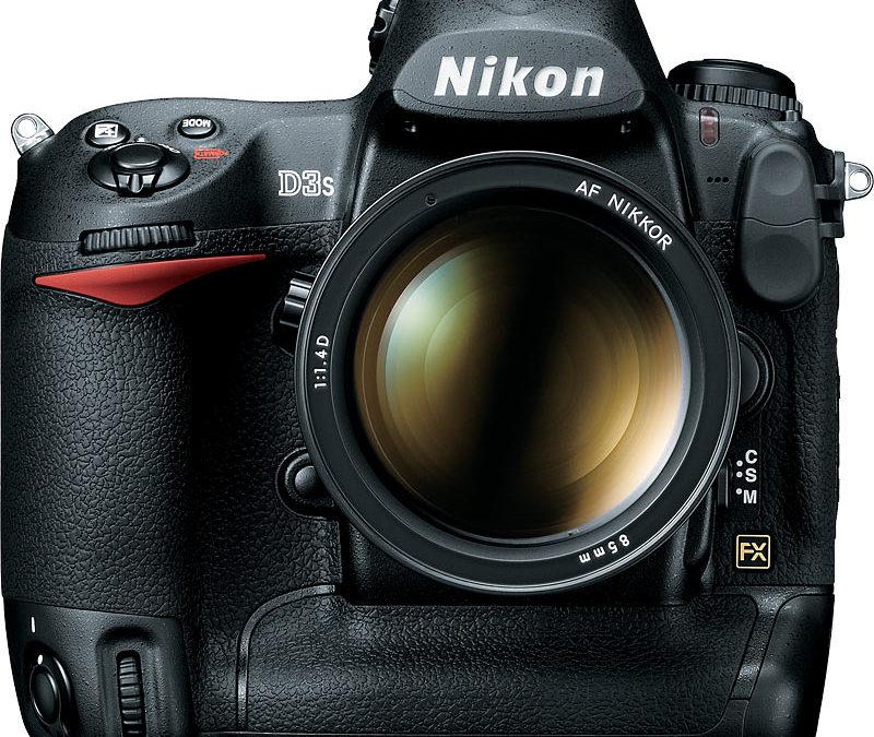 Nikon D3s Full Frame Body [FOR SALE]