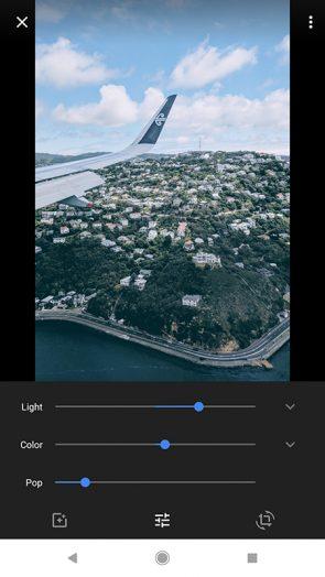 Google Photos Mobile App Screenshot