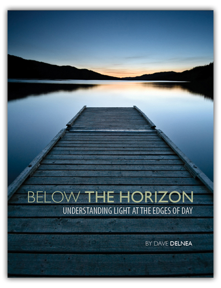 Below The Horizon by Dave Delnea [eBook]