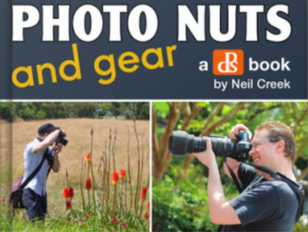 Photo Nuts and Gear by Neil Creek [eBook]