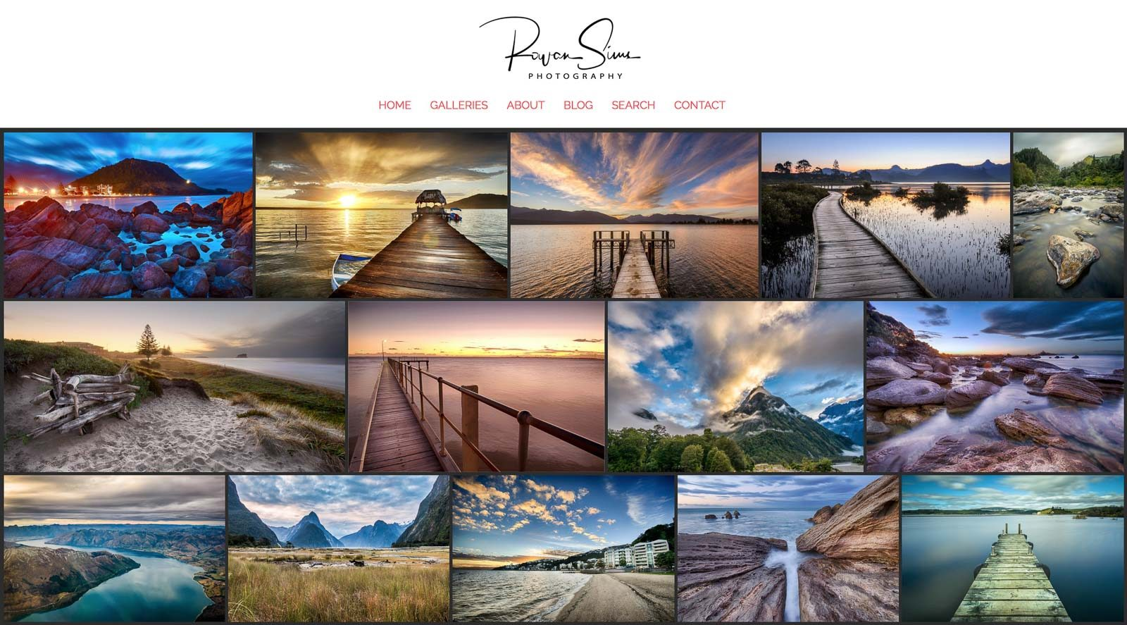 photoshelter vs smugmug portfolio website