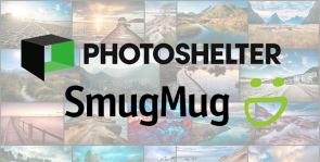 compare photoshelter vs smugmug portfolio websites for photographers