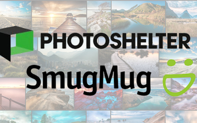 Best Websites For Photographers: PhotoShelter Vs SmugMug 2019