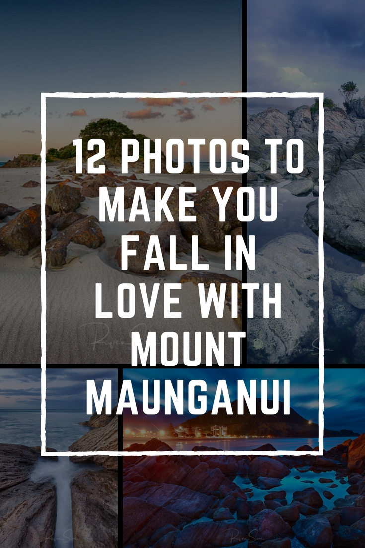 mount maunganui photos new zealand nz