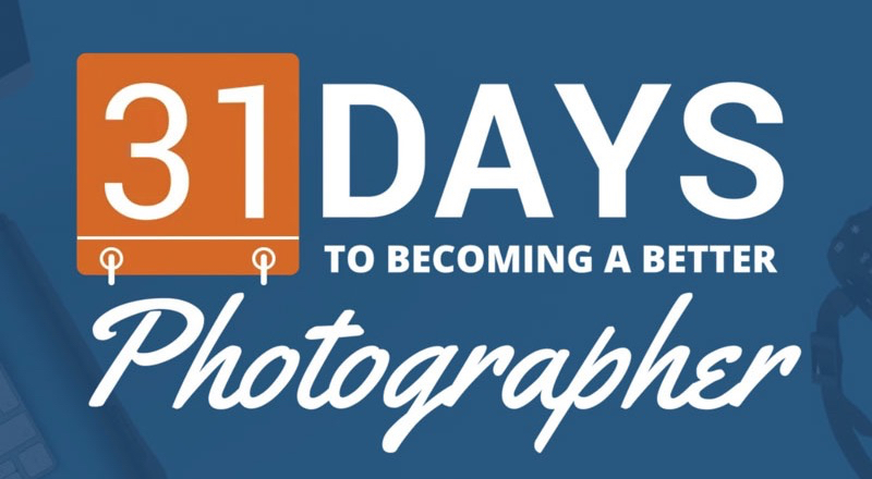 31 Days To Becoming A Better Photographer – Review