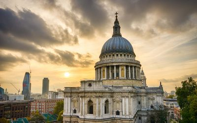 St Paul's Cathedral Wallpaper
