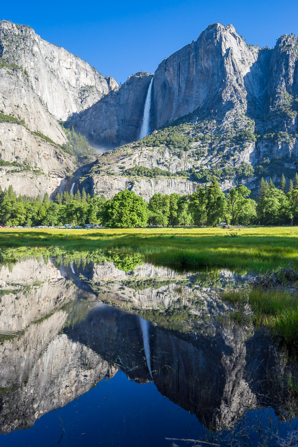 Yosemite Falls Yosemite National Park California USA