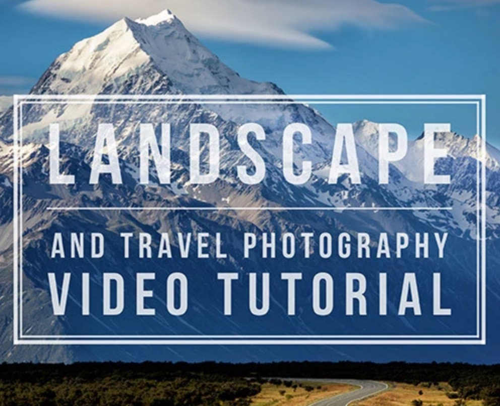 Trey Ratcliff's landscape and travel video tutorial course