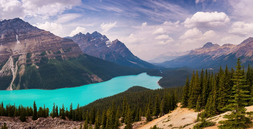 Canadian Rockies Road Trip – Vancouver to Banff And Back