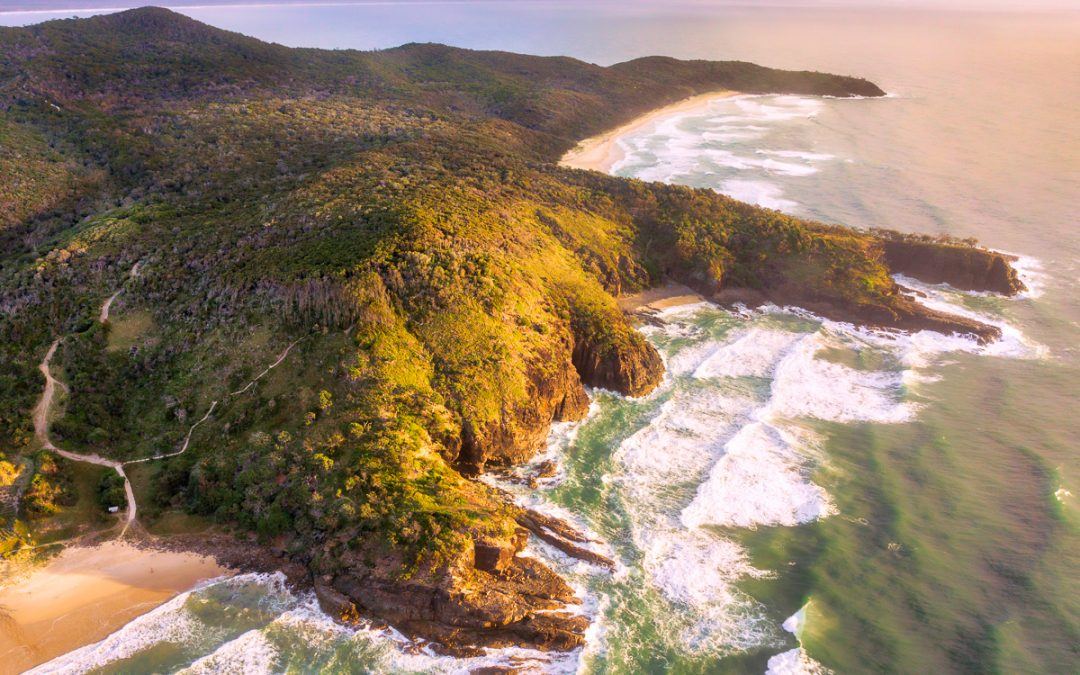 May 2018 Desktop Wallpaper – Noosa National Park