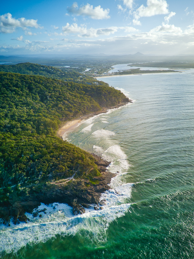 little cove noosa heads noosa national park sunshine coast queensland australia