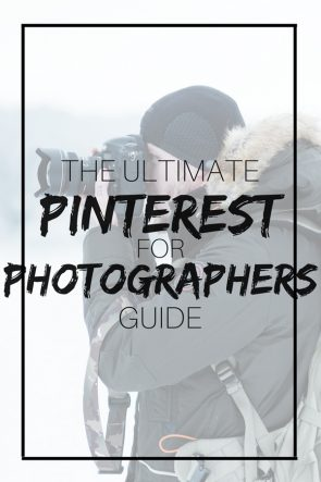 pinterest for photographers guide