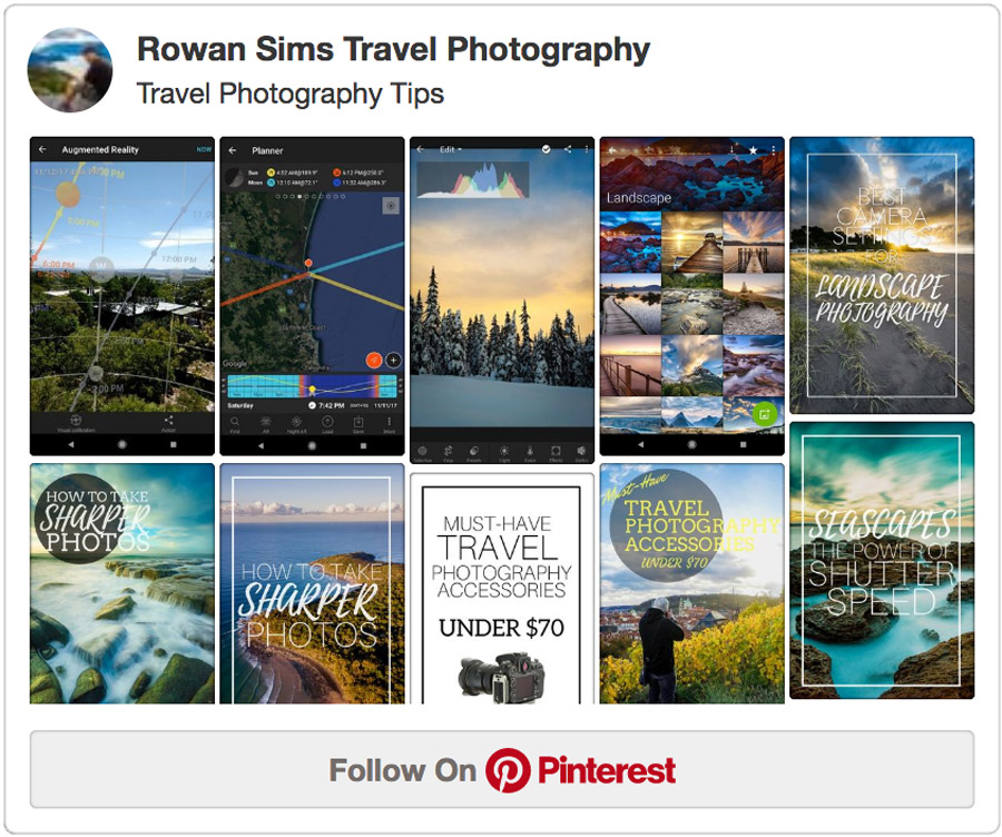 boards pinterest for photographers ultimate guide