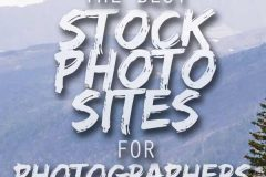 the best stock photo sites from photographers to sell