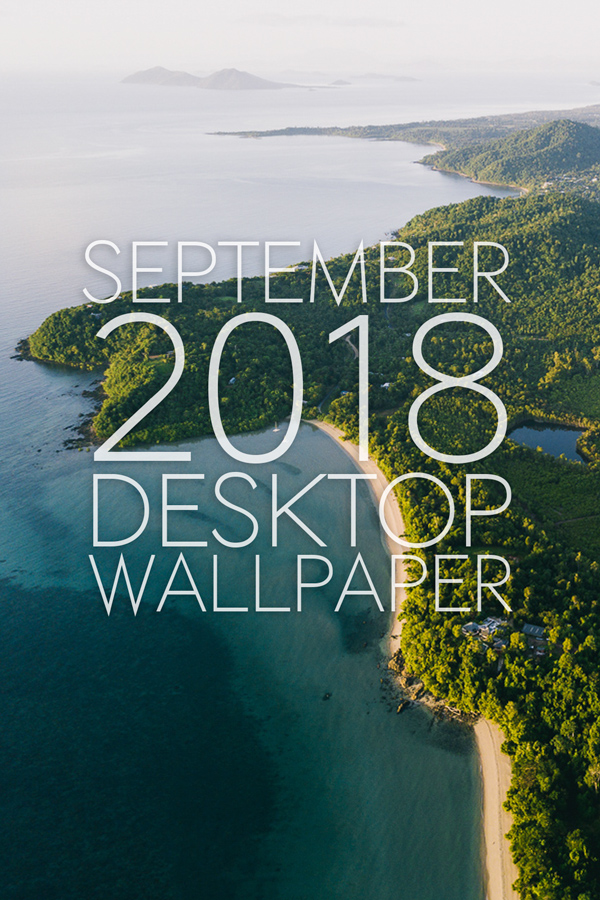 september 2018 desktop wallpaper kurrimine beach queensland australia