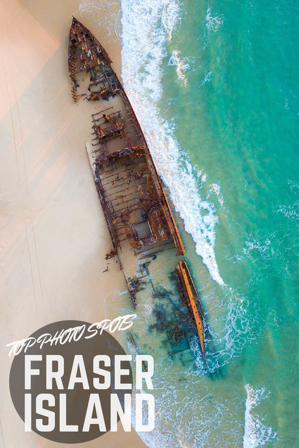 top photo spots on fraser island photography guide queensland australia road trip