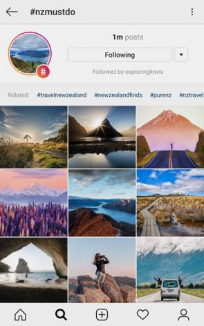 instagram how to find photography locations
