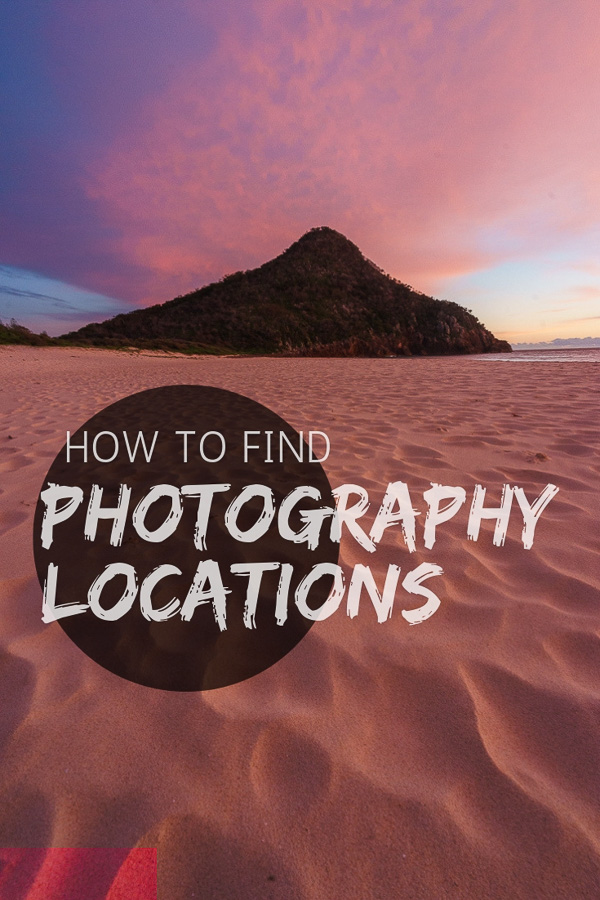 How To Find Photography Locations