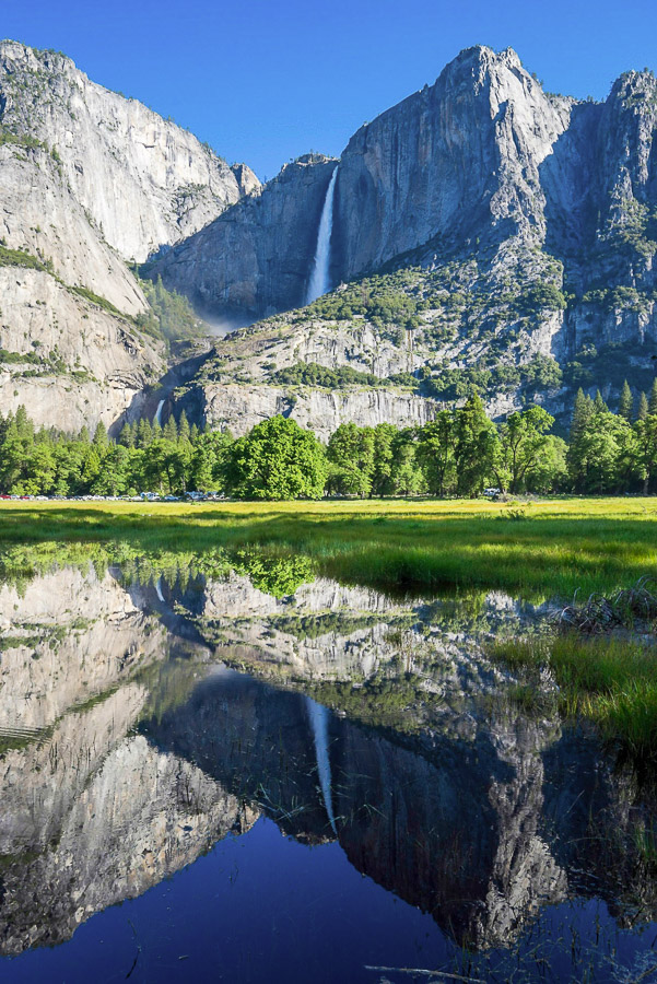 Yosemite Waterfall Yosemite National Park Lake Photography Tips