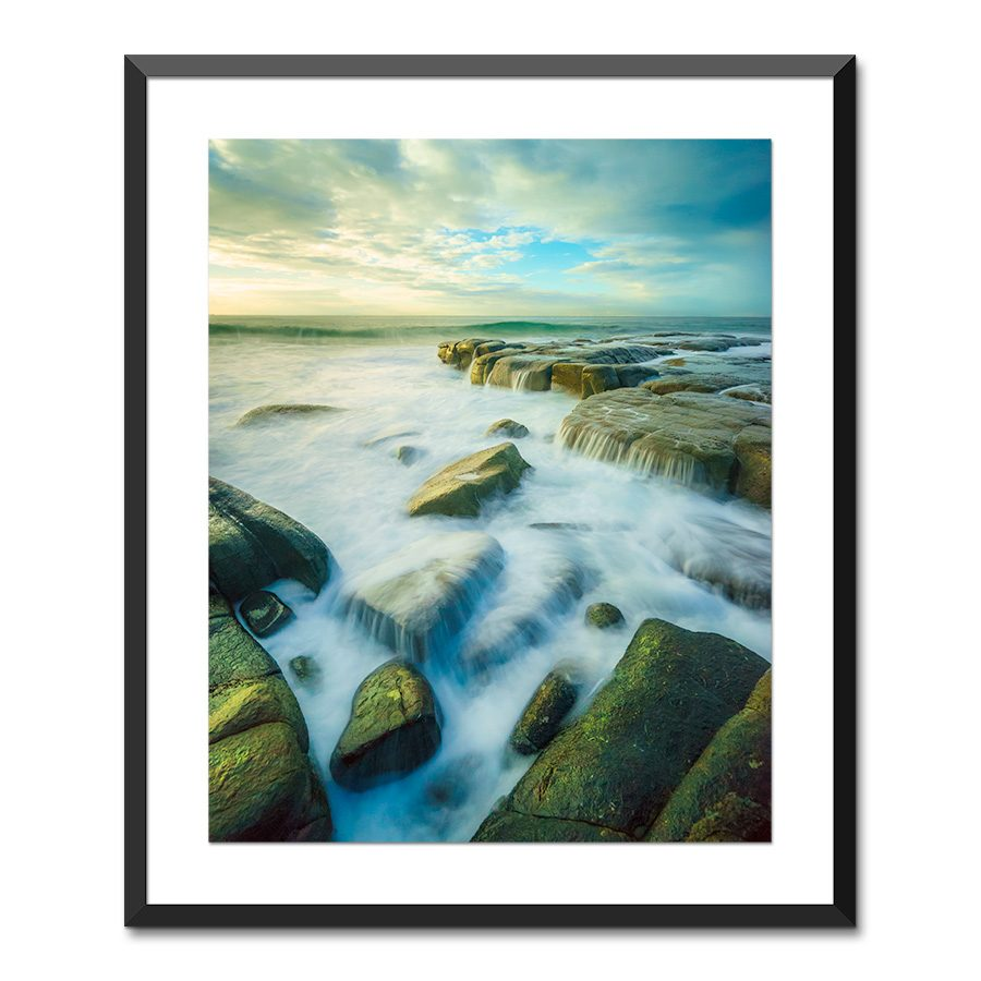 point cartwright sunrise print, Mooloolaba, Sunshine Coast, Queensland, Australia