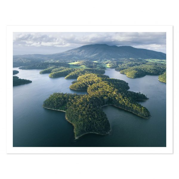 Photo print of Wallaga Lake, Bermagui, NSW, Australia.