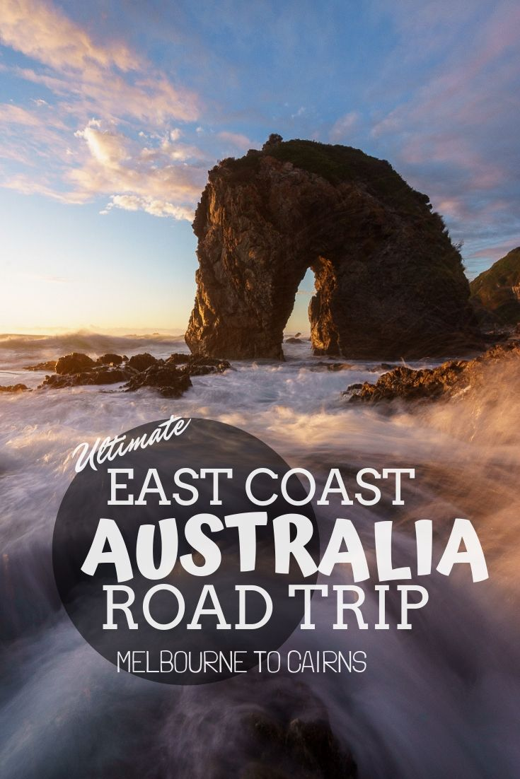 The Ultimate East Coast Australia Road Trip guide to help you plan your itinerary from Melbourne to Cairns. How long to go, when to go, and must-see photography locations.