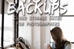 Online Photo Backups Cloud Storage Guide for Photographers