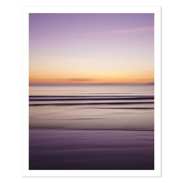 Photo print of sunrise at Ball Bay, Cape Hillsborough, QLD, Australia.